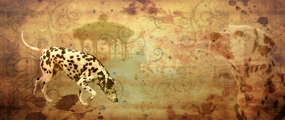 Dalmation banner by OnyxWolf