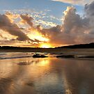 Catherine Hill Bay, NSW Australia by Of Land and Ocean - Samantha Goode
