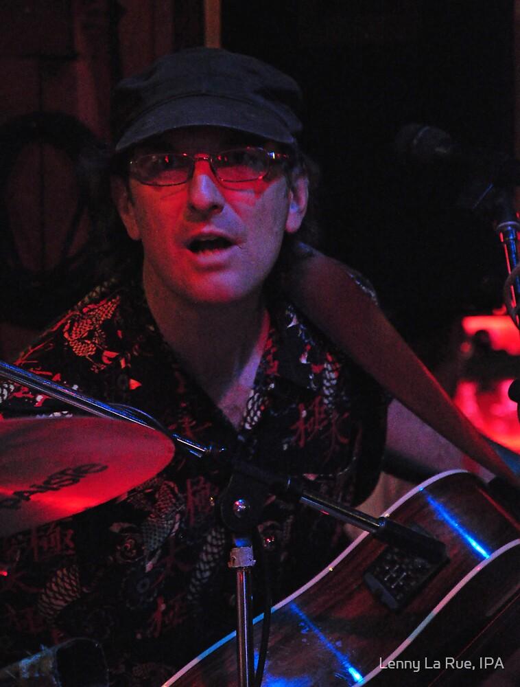 Paul, In Stage Lighting by Lenny La Rue, IPA