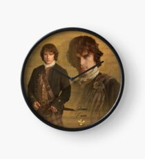 Jamie Fraser Clock