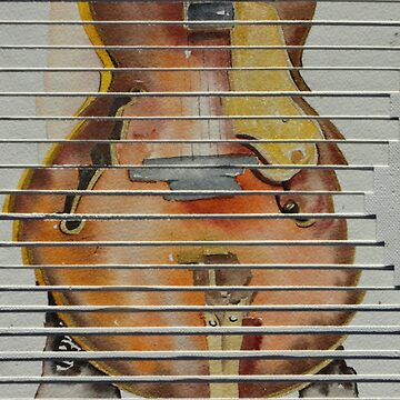 Guitar by GalleryGiselle