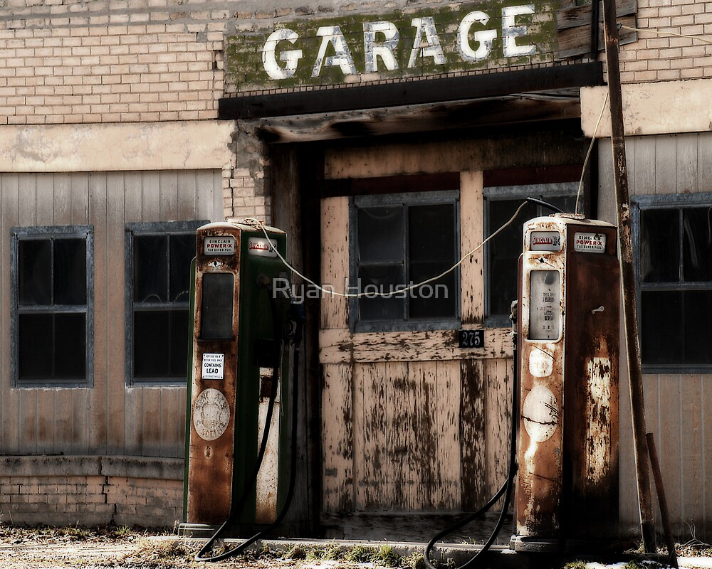 Garage - Scipio, Utah by Ryan Houston