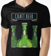 The art of beer. Men's V-Neck T-Shirt