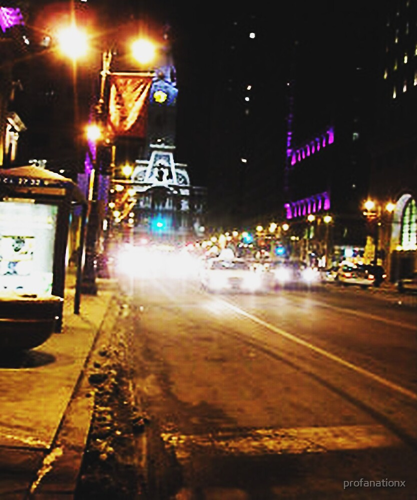 city road. by profanationx