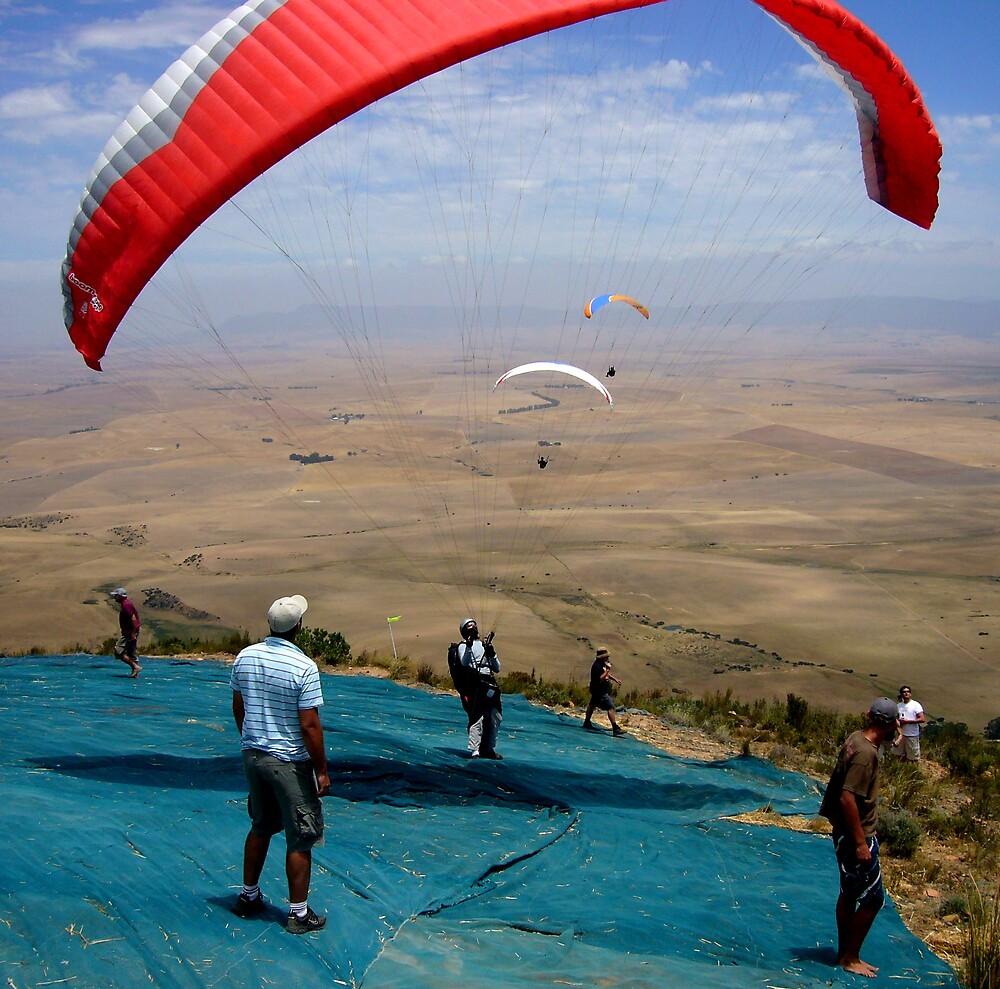 Dasklip take off by nigelfrith