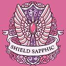 SHIELD SAPPHIC by foxflight