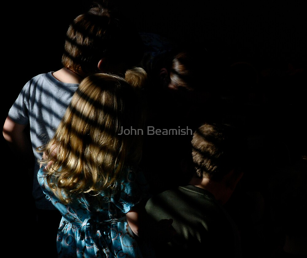 Only the Shadow Knows....what these guys are up to. by John Beamish