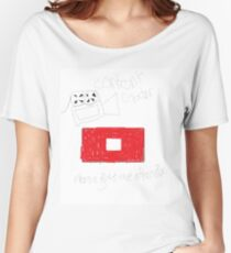CONTENT CREATOR. Women's Relaxed Fit T-Shirt