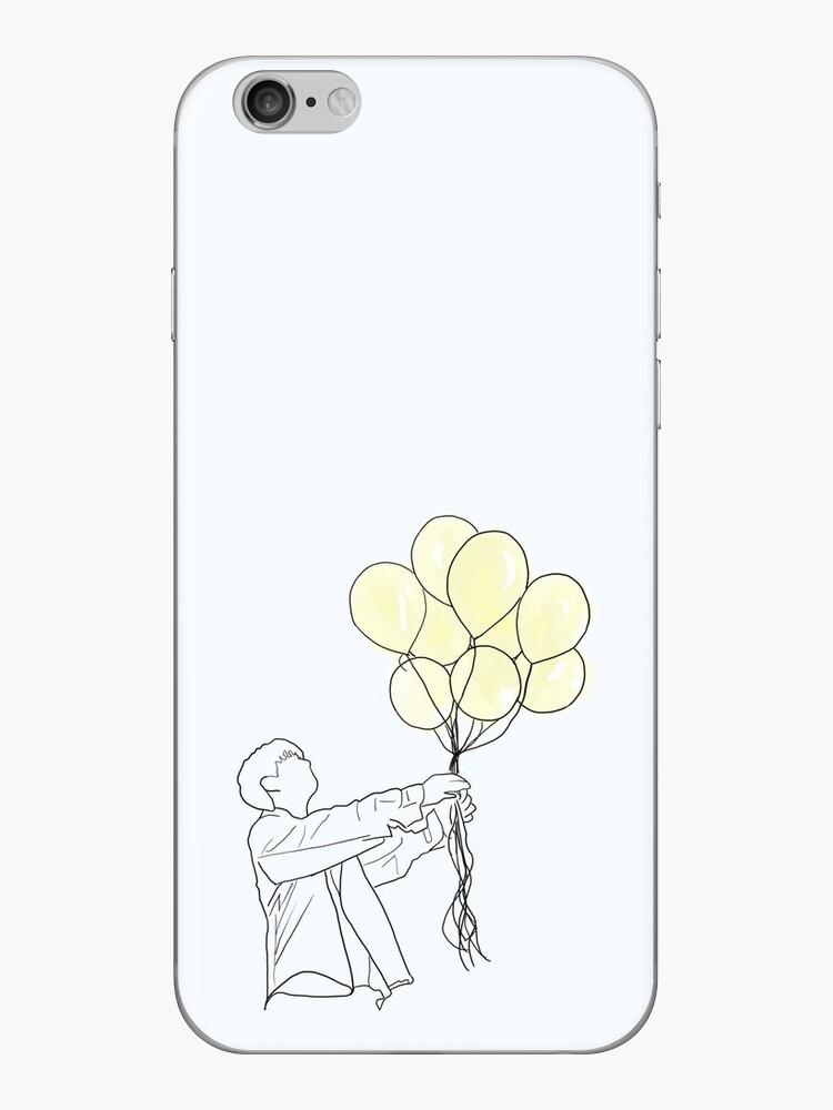 streunende Kinder wachsen auf, Junge mit Ballonen von 1jin1win