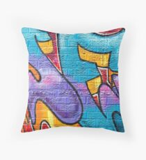 SYDNEY GRAFFITI 12 Throw Pillow