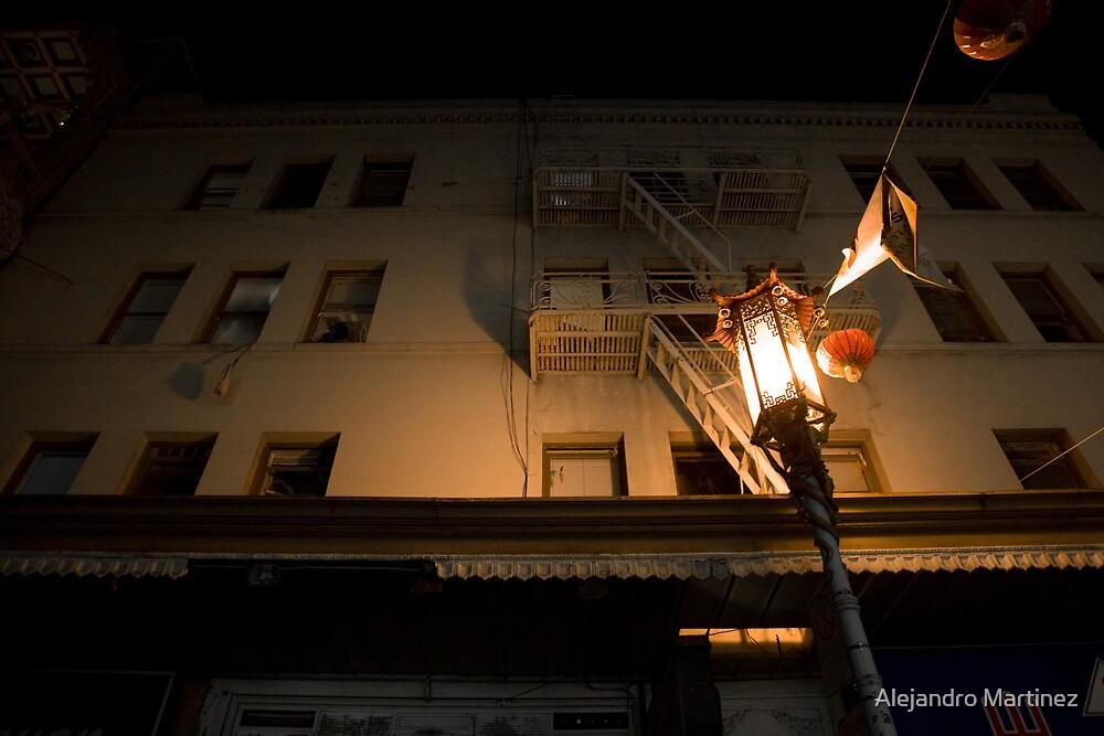 Chinatown by Alejandro Martinez