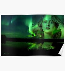 Aurora 3 - The Lake is her mirror Poster