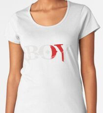 Boy Son of War Women's Premium T-Shirt