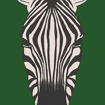 Zebra by Kiluvi