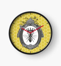 Queen Bee Clock