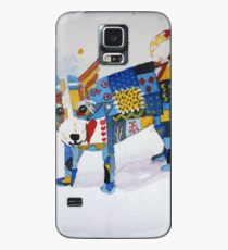 The Patchwork Dog Case/Skin for Samsung Galaxy
