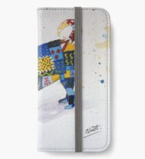 The Patchwork Dog iPhone Wallet/Case/Skin