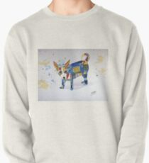 The Patchwork Dog Pullover