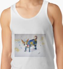 The Patchwork Dog Tank Top