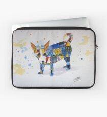 The Patchwork Dog Laptop Sleeve