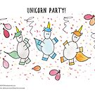 Unicorn Party! by Unicorns Unite