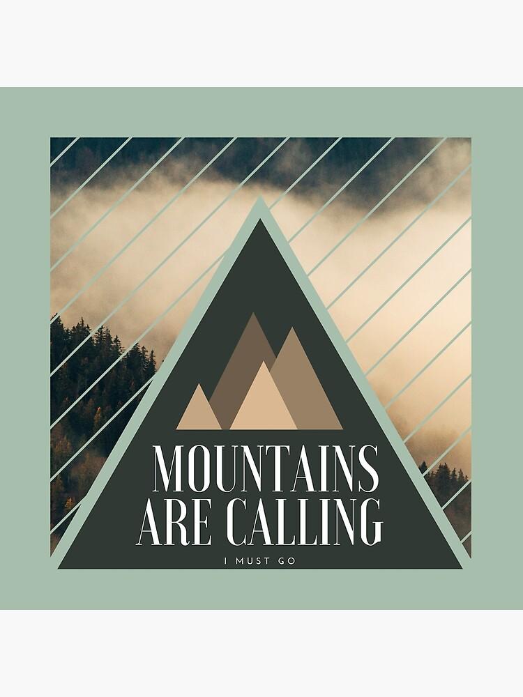 «Mountains are Calling» par patricemestari