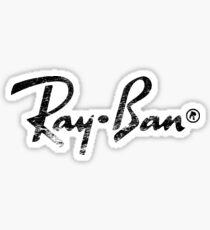 ray-ban sunglasses Sticker