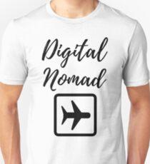 Digital Nomad Unisex T-Shirt