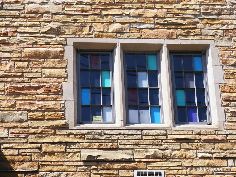 Stained Glass Windows by raindancerwoman