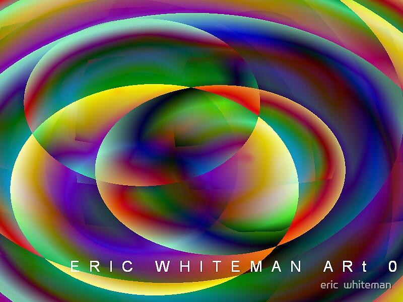 ( NEST EGG) ERIC WHITEMAN ART  by eric  whiteman