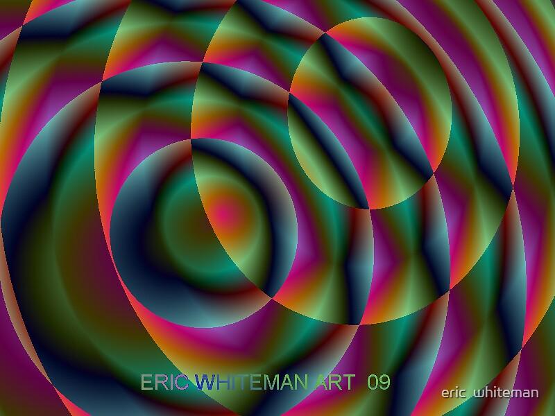 ( NEPHEW ) ERIC WHITEMAN ART  by eric  whiteman