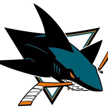 San Jose Sharks by overflag