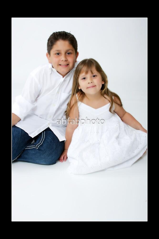 Justin & Kaylie by abfabphoto