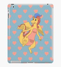 Lady Lovely Locks - Mama dragon iPad Case/Skin
