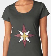Star Pattern Women's Premium T-Shirt