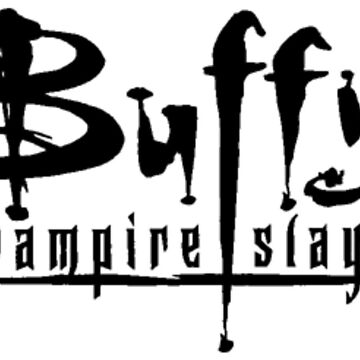 Buffy The Vampire Slayer Logo by eviemae