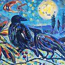 Crow Lore by ClareWassermann