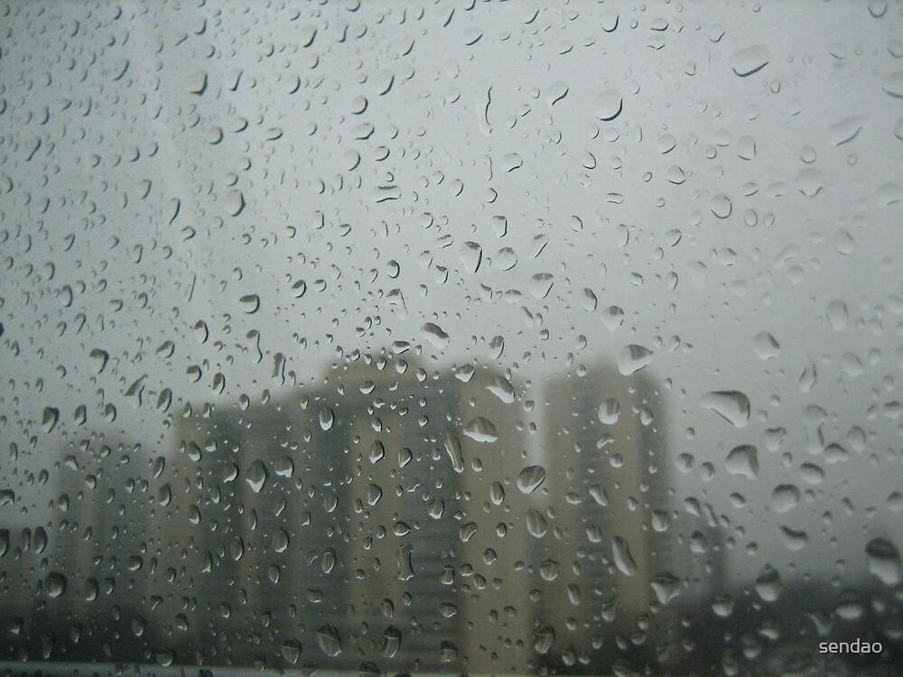 Through the window...! by sendao