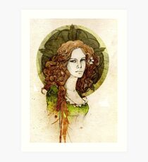 Margaery Tyrell Art Print