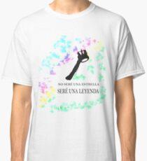 FREDDIE MERCURY QUEEN FRASE LEYENDA Camiseta clásica