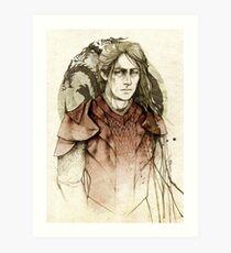 Rhaegar Targaryen Art Print