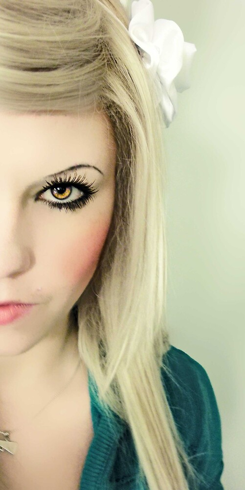 Blonde? by lisabella
