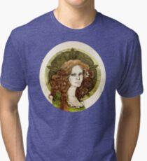 Margaery Tri-blend T-Shirt
