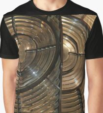 Light Double Vision Graphic T-Shirt