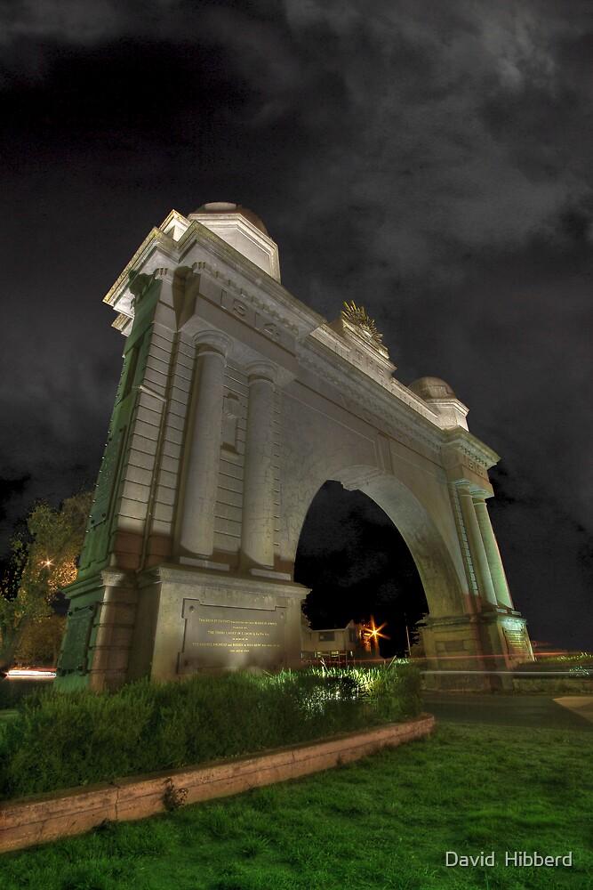 Victory Arch by David  Hibberd