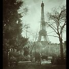 Eiffel Tower in the morning by Philip Bateman