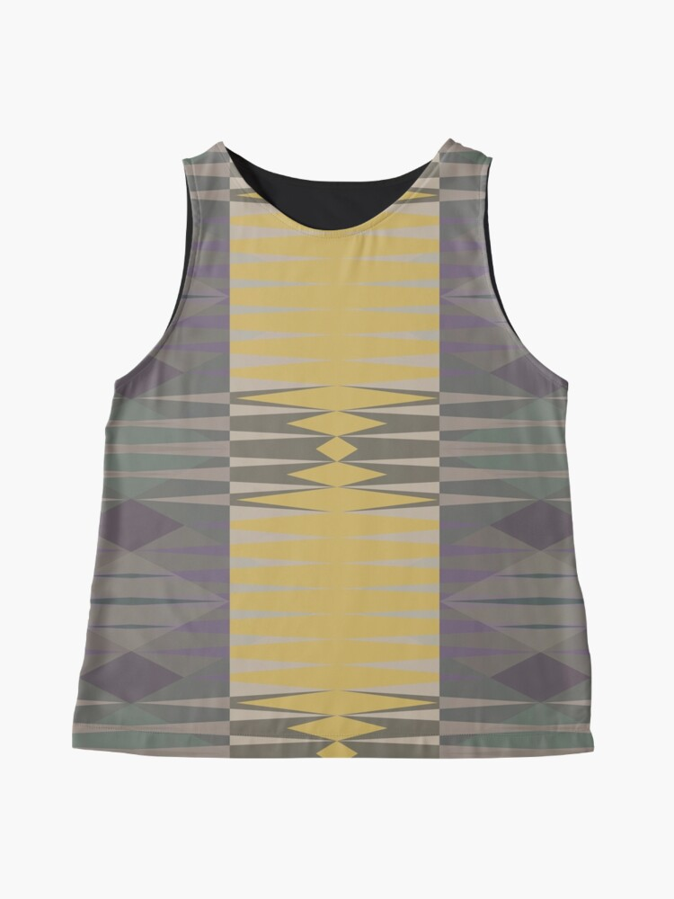 Alternate view of Papercuts XII Sleeveless Top