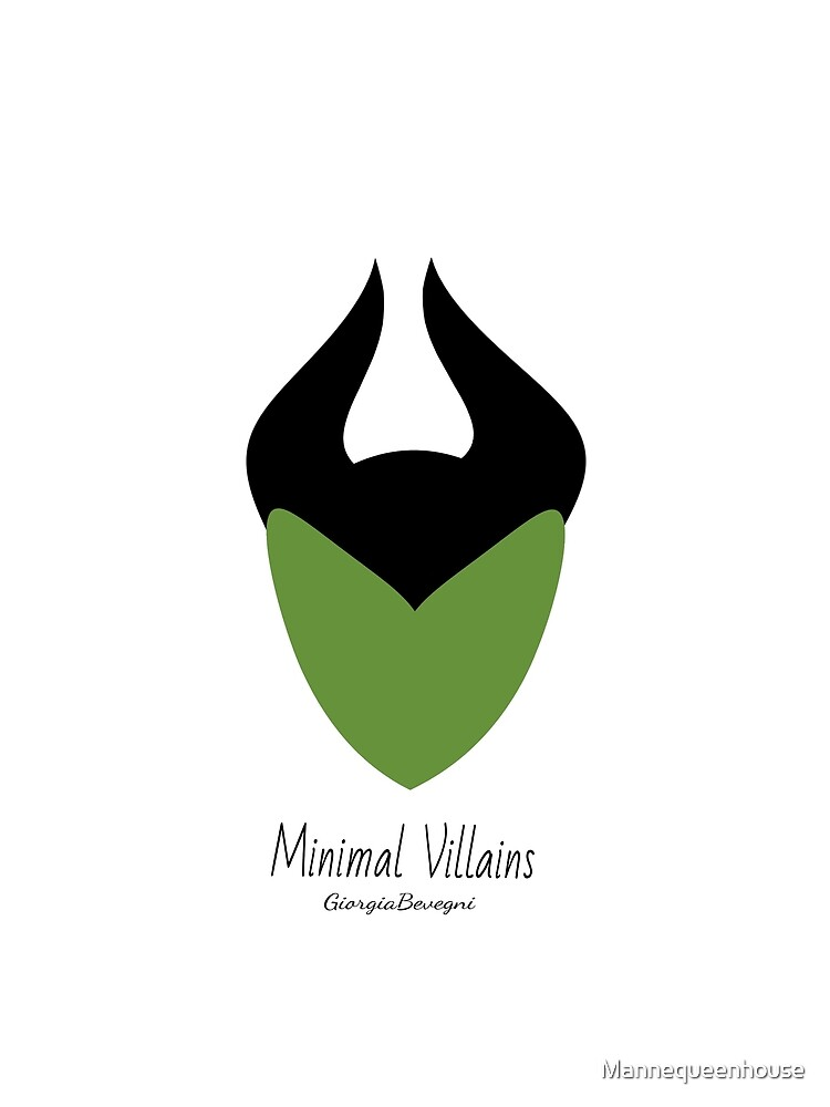 Minimal Villains World de Mannequeenhouse