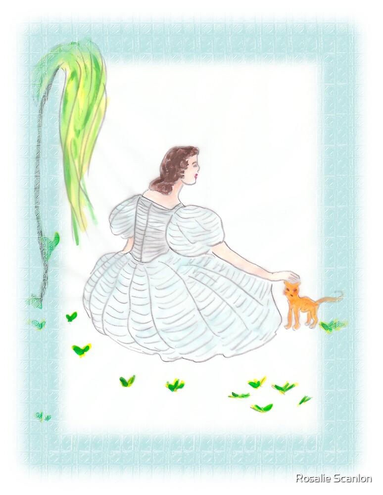 Sweet Kitty by Rosalie Scanlon