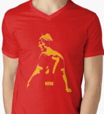 Kenny Dalglish Men's V-Neck T-Shirt